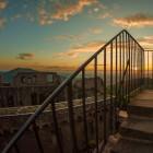 Der 333245ste Sonnenuntergang für Schloss Hohenbaden 2