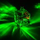 Walnuss-Öl im Laserfeuer