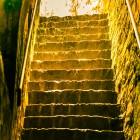 Treppenwitz – ein geistreicher Gedanke, der jemandem zu spät (beim Rausgehen auf der Treppe) einfällt