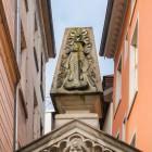 Mit Nietzsche im Kopf durch Baden-Baden: <br />Wenn du lange genug in den Abgrund blickst, <br />blickt der Abgrund auch in dich hinein.