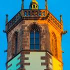 Schloss Daumen hoch in Rastatt