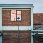 Sonnenuntergang im Rücken (Aus der Serie: Cool abhängen im alten Schlachthof in Karlsruhe)