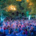 Die philharmonische Parknacht in Baden-Baden – auch für Rot-Grün-Verwechsler geeignet
