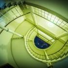 Das blaugrüngelbe Gewölbe