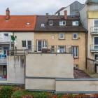 Das Sofa auf dem Dach in Freiburg