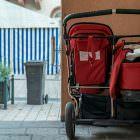 Abstellwagen (aus der Serie: Gemischtes Doppel)