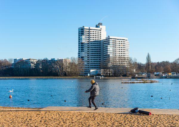 Der Tänzer vom Wöhrder See
