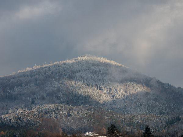Ungefähre Größenverhältnisse (Winter)