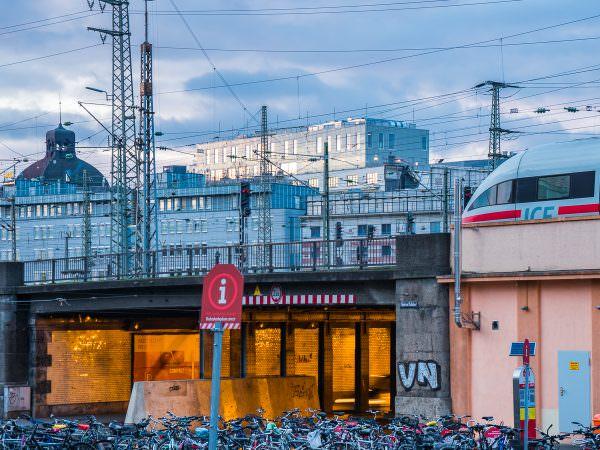 Bahnhofsplatz 2017