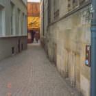 Analoges Frühwerk: Street 1