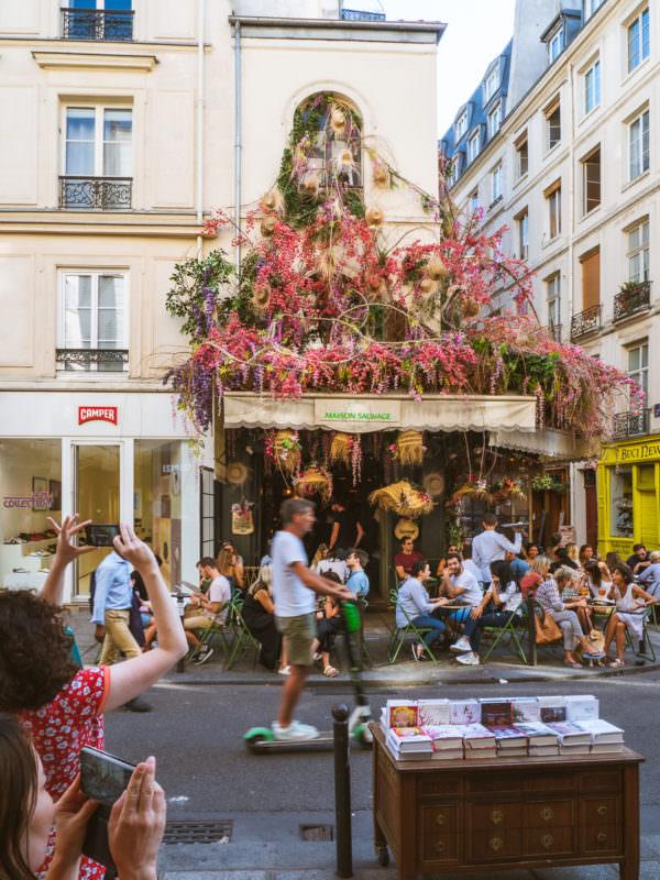 Das wilde Haus von St. Germain