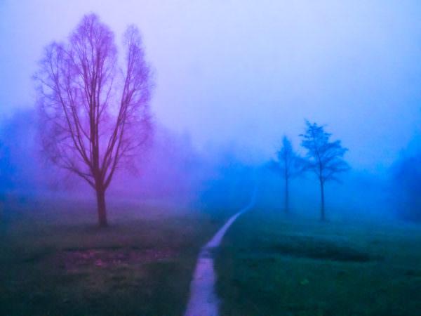 Nebel in den späten 19er und frühen 20er Jahren 22