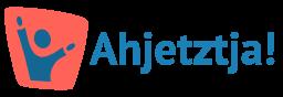 Ahjetztja! Logo